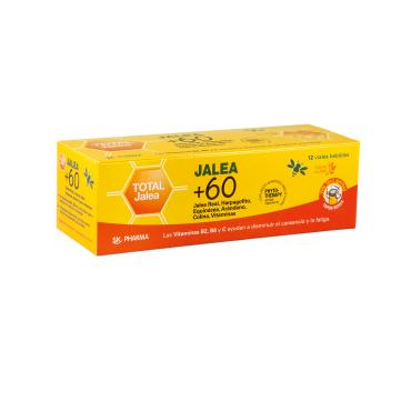 Total Jalea Real +60 12 Viales