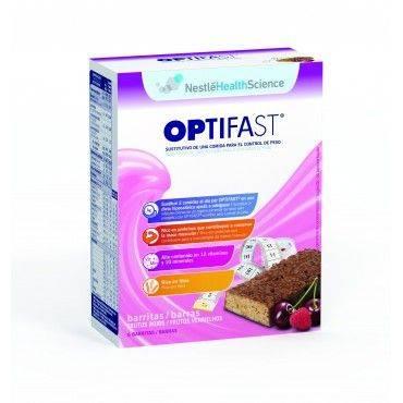 Nestle Optifast Barritas...