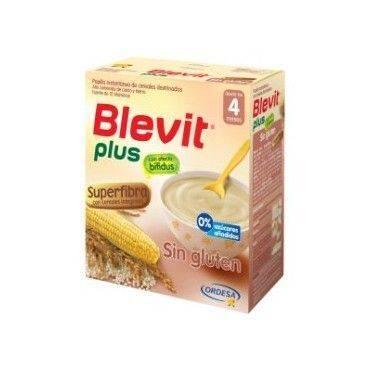 Blevit Plus Sin Gluten Super Fibra 600 Grs