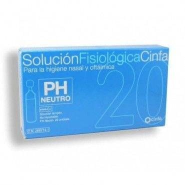 Cinfa Solucion Fisiologica...