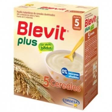 Blevit Plus  5 Cereales 600...