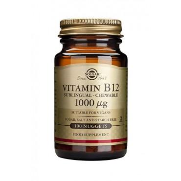 Solgar Vitamina B12 100...