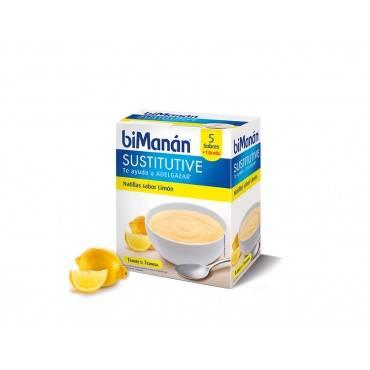 Bimanan Natilla De Limon...