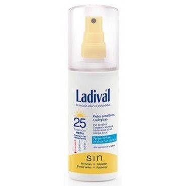 Ladival Spray Sens-Alerg Fps 25 150 Ml