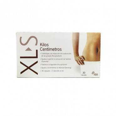 XLS Kilos y centímetros 30...