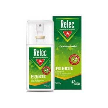 Relec Fuerte Sensitive Spray 75Ml
