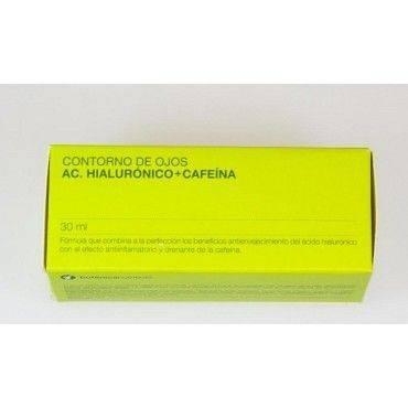 Botanica Nutrients Contorno de Ojos con Acido Hialuronico 30 Ml