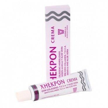 Xhekpon Crema Cuidado Facial Cuello Y Escote 40 Ml
