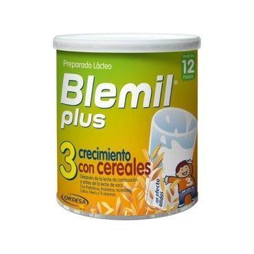 Blemil Plus 3 Con Cereales 800 Grs.