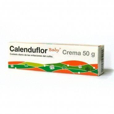 Calenduflor Baby Crema 50 Grs