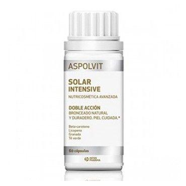 Aspolvit Solar Intensive 60 Comprimidos