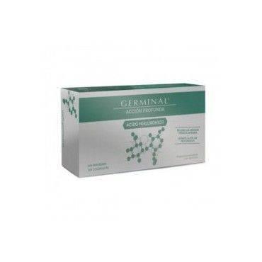 Germinal Accion Profunda Acido Hialuronico 30 Ampollas