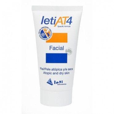 Leti At4 Crema Facial 100 Ml