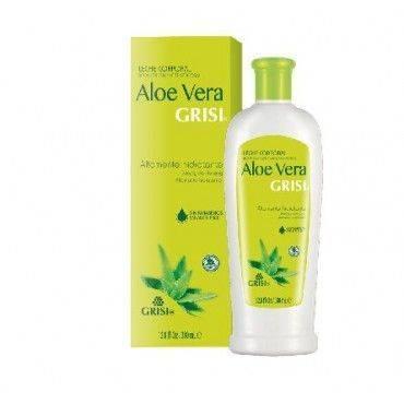 Grisi Leche Corporal Aloe Vera 380 Ml.