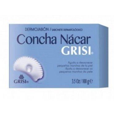 Grisi Dermojabon Concha De Nacar 100 Gramos