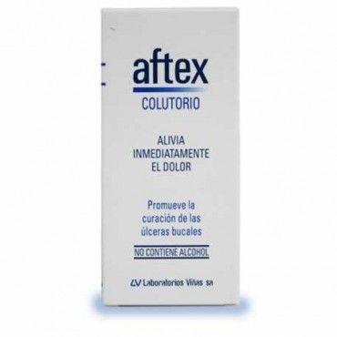 Aftex Colutorio Aftas Y Ulceras Bucales 150 Ml