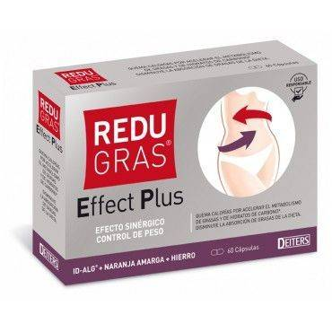 Redugras Effect Plus 60 Capsulas