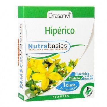 Drasanvi Hiperico 30 Capsulas