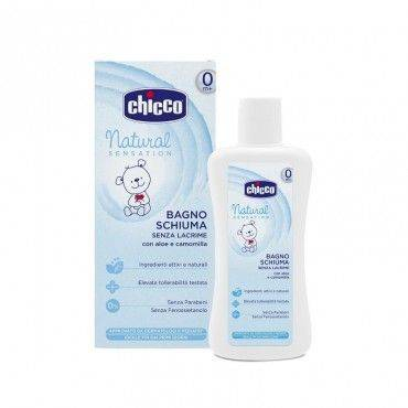 Chicco Natural Sensation Gel de Baño 750 Ml + Crema Corporal