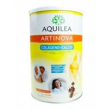 Aquilea Artinova Colágeno-Calcio Sabor Chocolate 495Grs