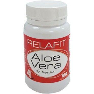 Relafit Aloe Vera 30 Cápsulas