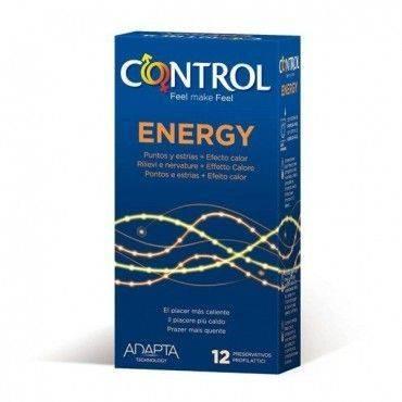 Control Energy Preservativos 12 Unidades