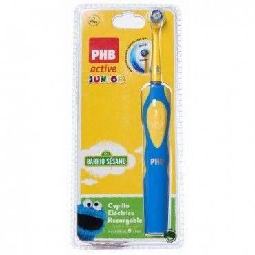 Phb Active Cepillo Eléctrico Junior Azul Dreamw 2