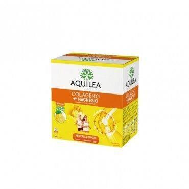 Aquilea Colágeno + Magnesio Articulaciones 30 Sobres Limón