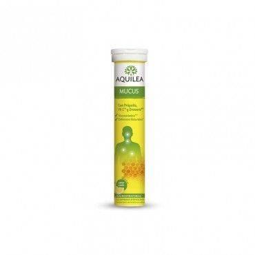 Aquilea Mucus 15 Comprimidos Efervescentes Limón