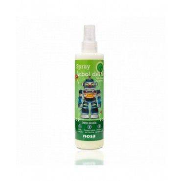 Nosa Spray Desenredante Arbol del Té Manzana 250 Ml