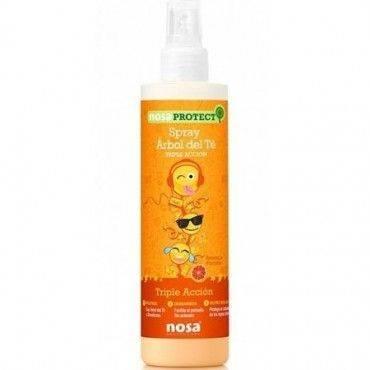 Nosa Spray Desenredante Arbol del Té Pomelo 250 Ml