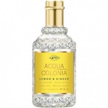 Nº 4711 Acqua Colonia Lemon & Ginger 50 Ml