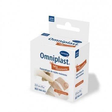 Hartmann Omniplast Esparadrapo Beige 2.5X5 1Ud