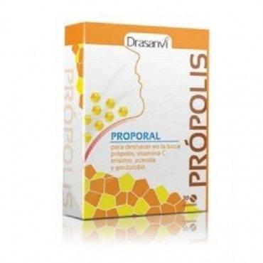 Drasanvi Proporal Propolis 30 Comprimidos