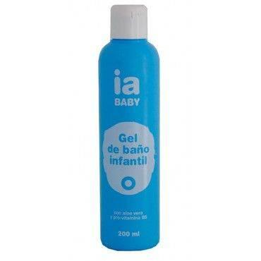 Interapothek Gel de baño Infantil 200 ml