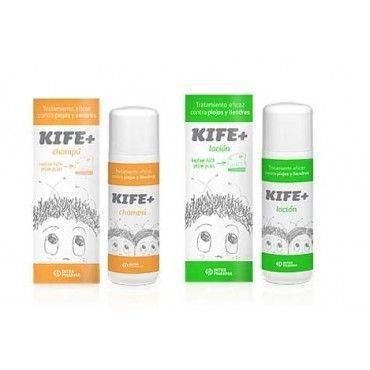 KIFE+ Loción y KF+ Champú frecuencia