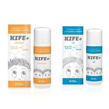 KIFE+ Oil y KF+ Champú Frecuencia