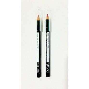 Rougj+ Makeup Lapiz de Labios Nude 12 Horas