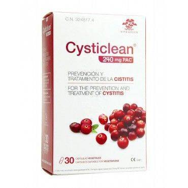 Cysticlean 240 Mg PAC 30 Capsulas