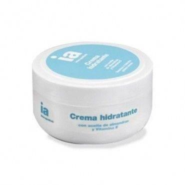 Interapothek Crema Hidratante Aceite Almendras y Vitamina E 200 Ml