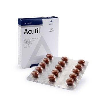 Acutil 60 Cápsulas