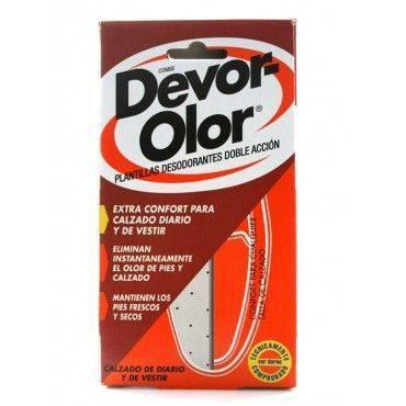 Devor Olor Classic Plantilla