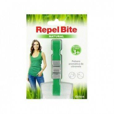 Repel Bite Natural Pulsera con Citronela