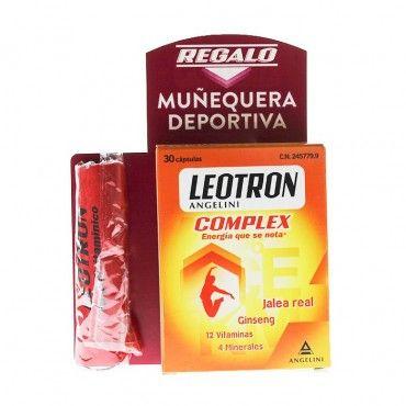 Angelini Leotron Complex 30 Cápsulas + Muñequera