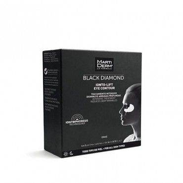Martiderm Black Diamond Ionto Lift Eye Contour 4x2 Parches