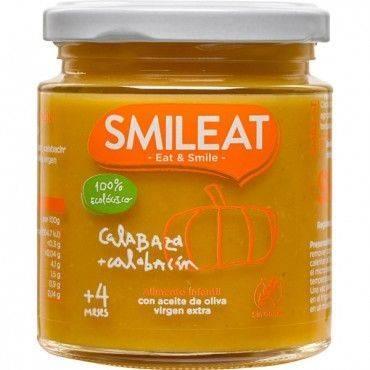 Smileat Calabaza y Calabacín 230 Gramos