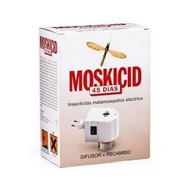 Moskicid 45 Dias Difusor + Recambio