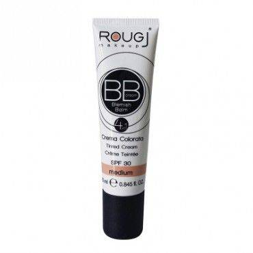 Rougj Blemish Balm Cream Medium SPF30 25 Ml