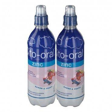 Cito Oral Junior Zinc 2 X 500 ML