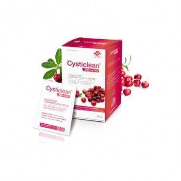 Cysticlean 240 Mg PAC 30 Sobres